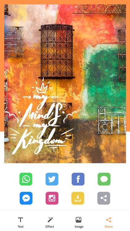 Animated Poster- Name on Photo screenshot-6
