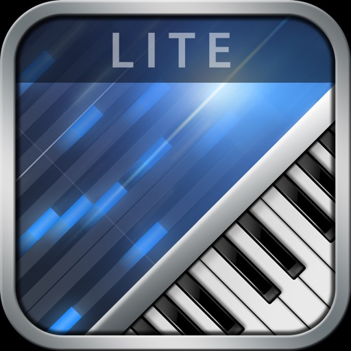 Music Studio Lite iOS App