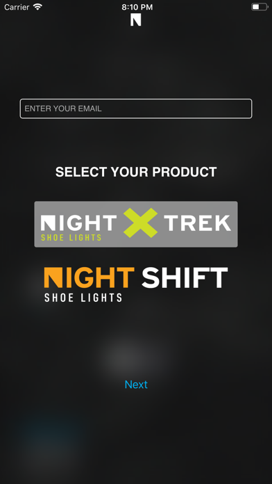 Night Tech Gear screenshot one