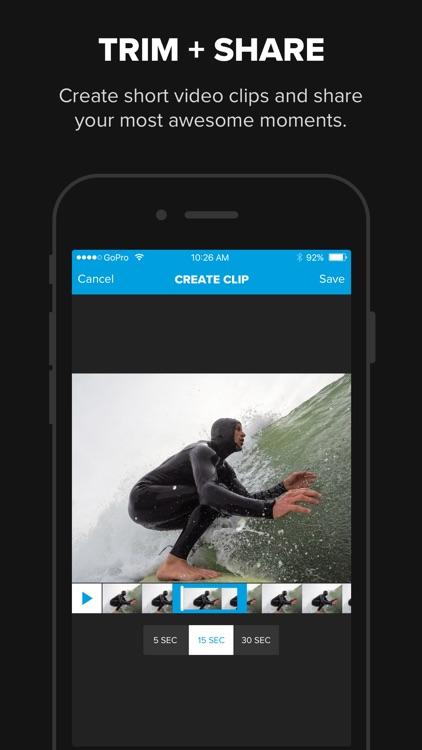 GoPro (formerly Capture) screenshot-4