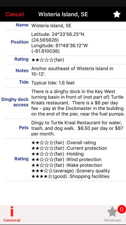 Gulf of Mexico Nautical Charts screenshot-3