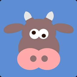 Cow Stickers - Sid Y