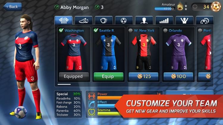 Final Kick screenshot-3
