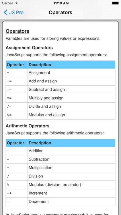 JS Pro screenshot-3
