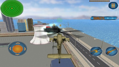 Helicopter Base Attack 2018 Screenshot 1