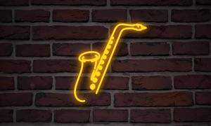Soothing Jazz Music Bar