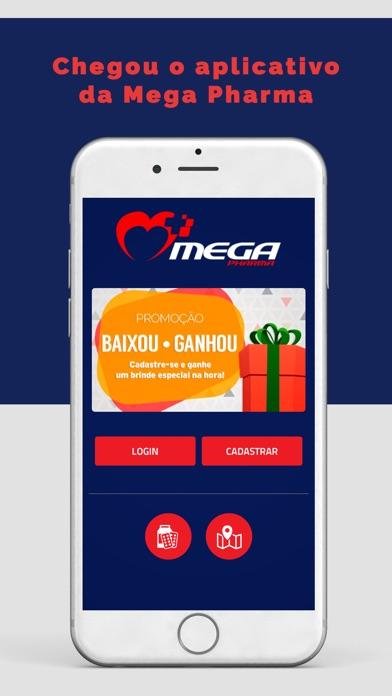 Megapharma screenshot