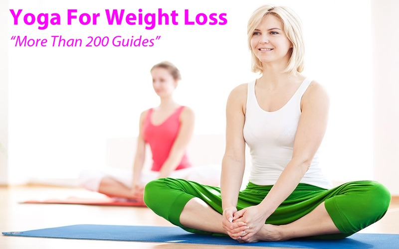 Yoga For Weight Loss screenshot 1