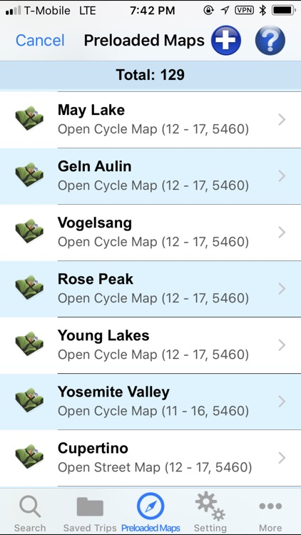 GPS Hiker screenshot-7