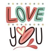 Love You Sticker Pack