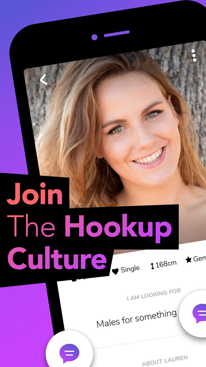 HUD - #1 Hookup App Screenshot