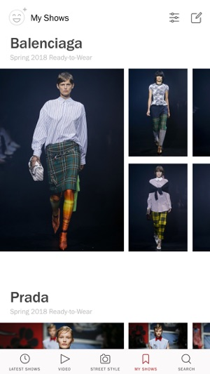 Vogue Runway Screenshot