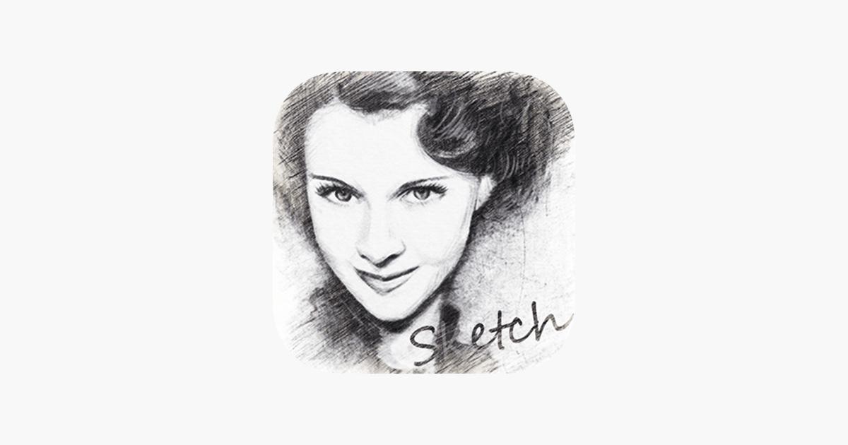 Free Line Art Converter : Pencil sketch photo camera pad on the app store