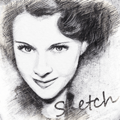 Pencil Sketch Photo Camera Pad on the App Store