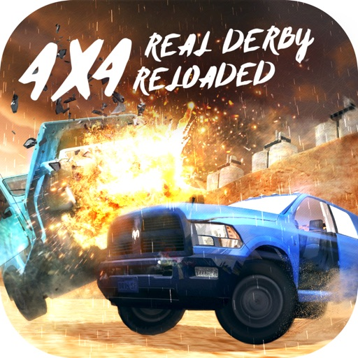 4x4 Real Extreme Derby Crash