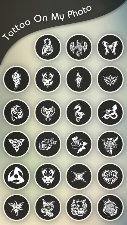 Tattoo Maker - ideas & designs screenshot-4