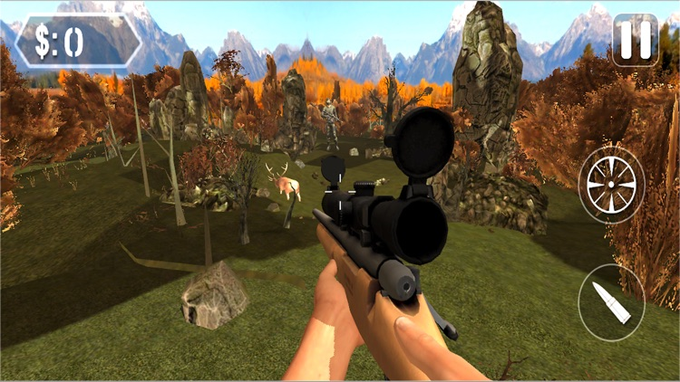 Forest Animal Hunting - Sniper