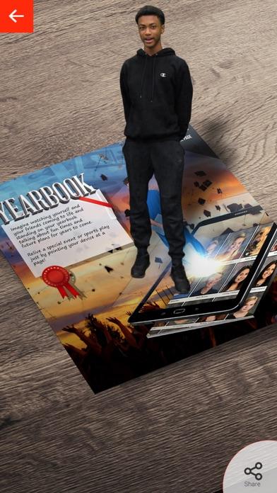 Shindig Studio AR Brochure screenshot three