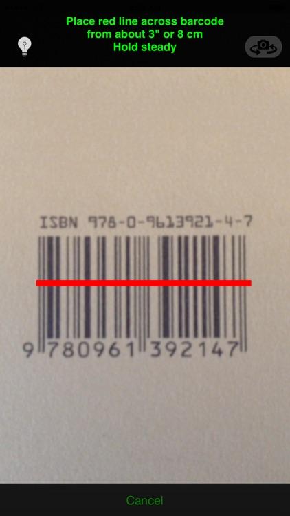 pic2shop PRO - DIY Barcode screenshot-3