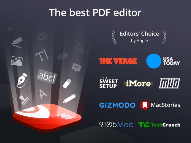 PDF Expert by Readdle Screenshot