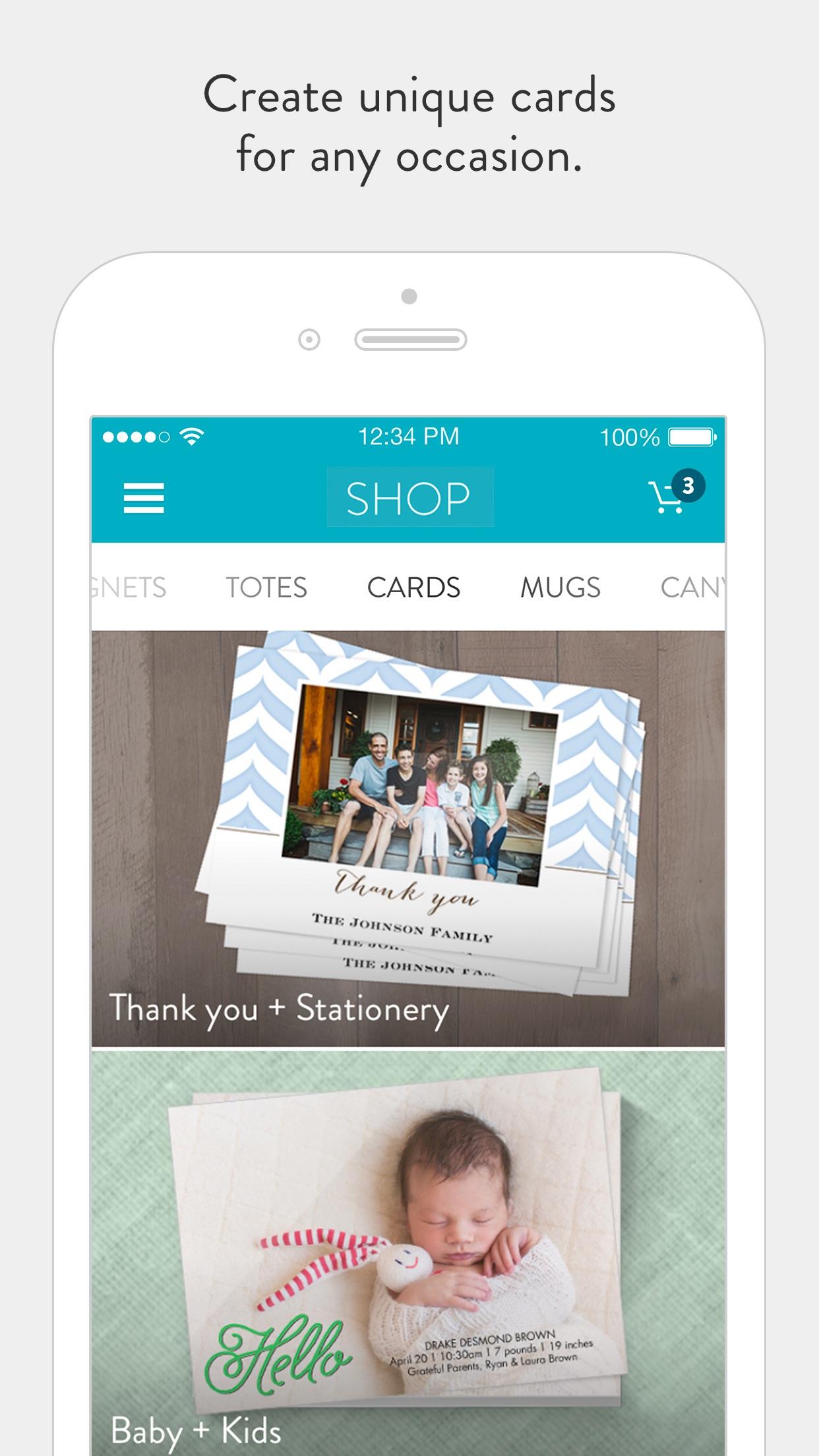 Snapfish: Prints, Cards, Books Screenshot