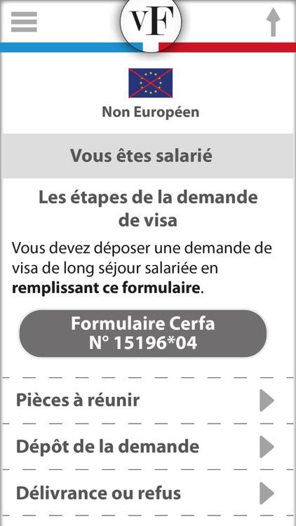 Visa France screenshot-3