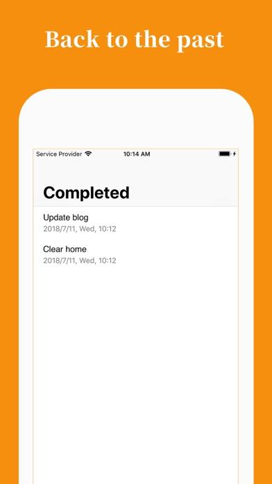 Screenshot of Tododay: To-do list & tasks App