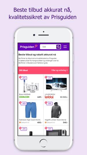 ca3fa2b5 Prisguiden on the App Store