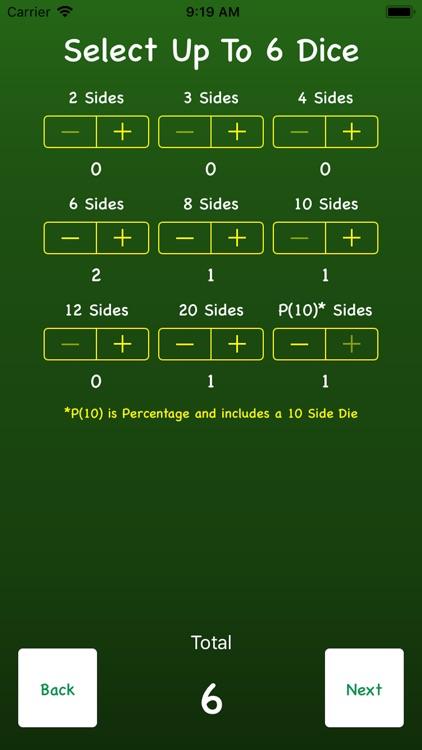 Dice Roller AR screenshot-4