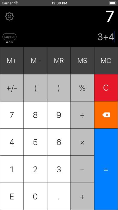 Calculator Pro Eliteのおすすめ画像1