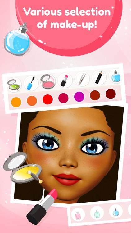 Princess Hair & Makeup Salon screenshot-3