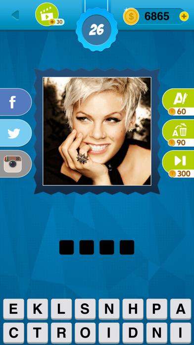 600 Celebs - Celebrity Guess QuizCaptura de pantalla de4