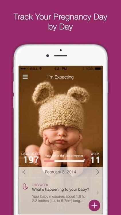 I'm Expecting Pregnancy App