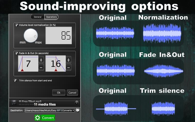 Easy MP3 Converter