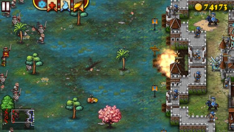 Fortress Under Siege screenshot-3