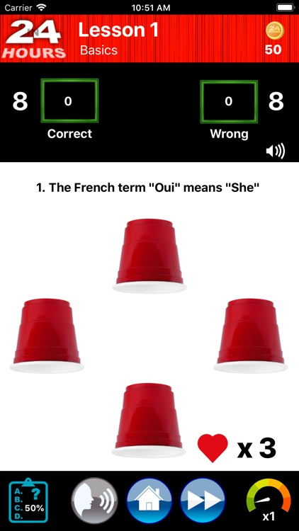 In 24 Hours Learn French screenshot-5