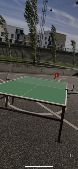 Table Tennis AR Screenshot