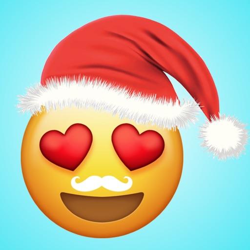 Holiday Emoji Stickers
