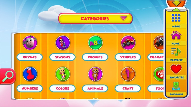 Nursery Rhymes Kingdom screenshot-5
