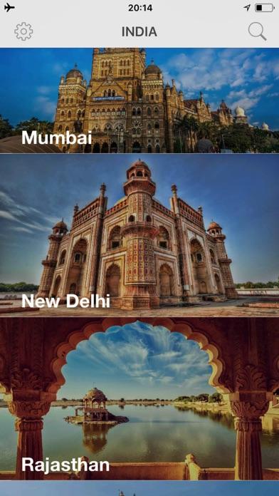 India Travel Guide Offline screenshot one
