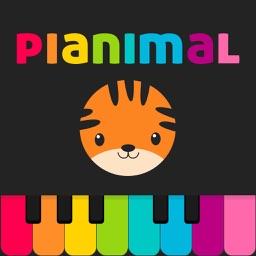 Pianimal Wild - Piano with animal sounds