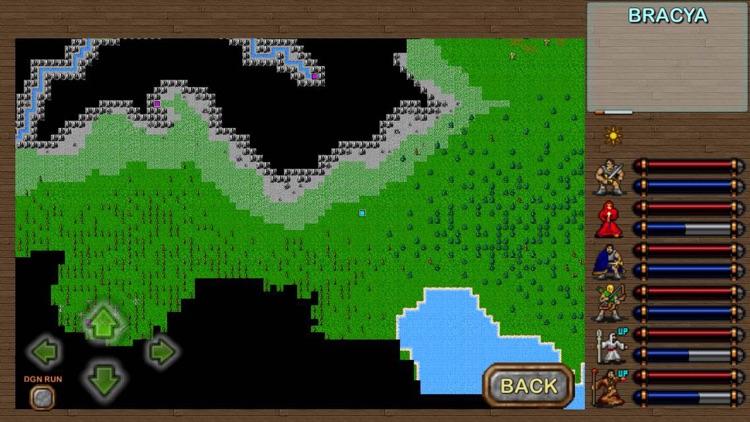 Dungeons of Chaos - LITE screenshot-3