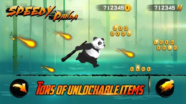 panda runner game