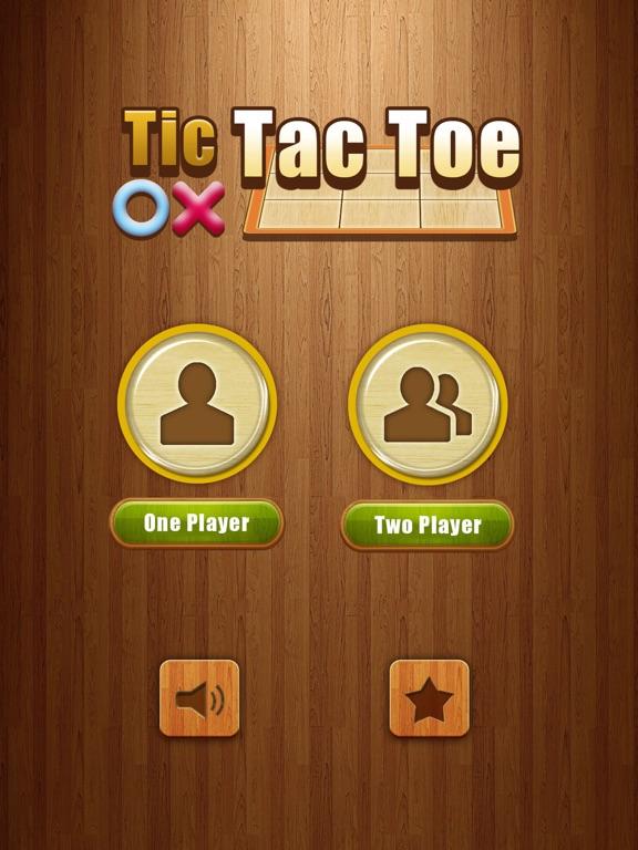 Tic Tac Toe - 2 Player Tactics-ipad-2
