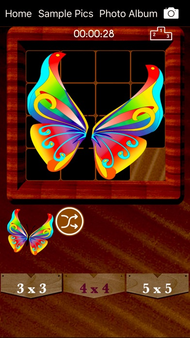 Sliding Puzzle Challenge screenshot 3