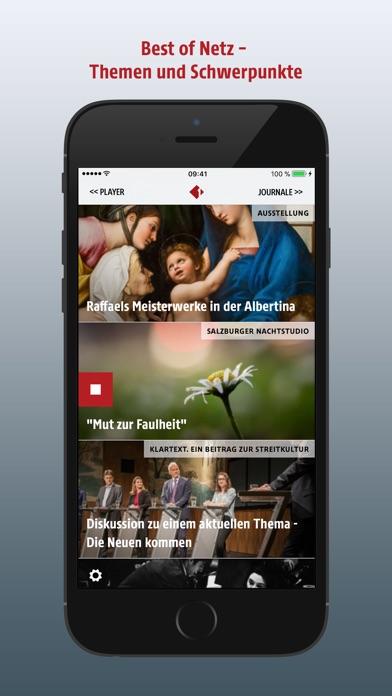 Radio Ö1 Скриншоты6