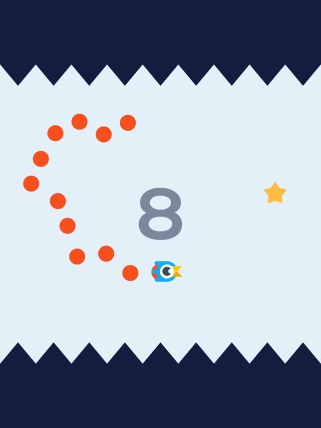 Bird X Snake - Offline Jump, game for IOS