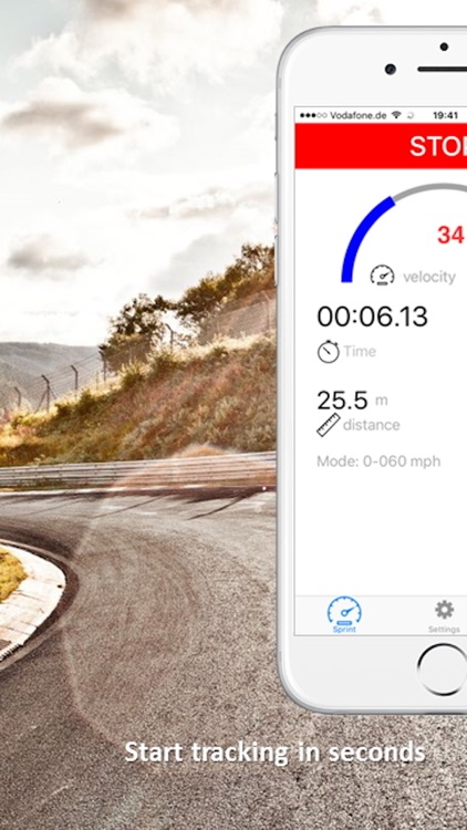 SpeedBox Performance Tracking