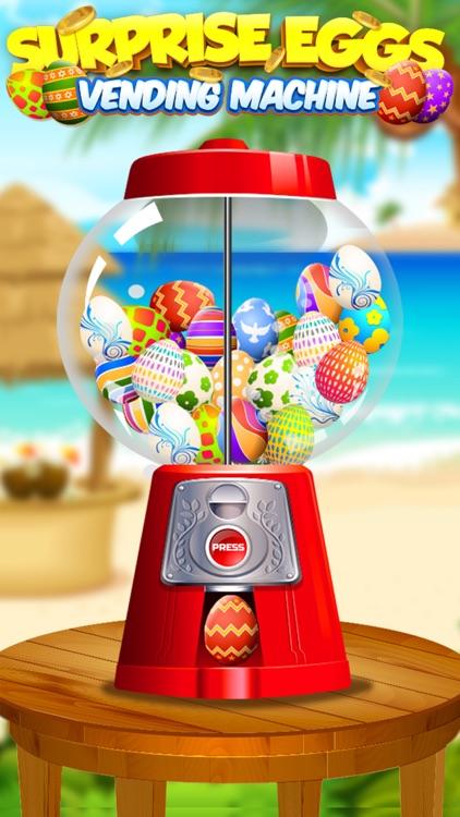 Eggs Vending Machine Sim 2018
