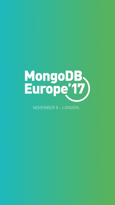 MongoDB Europe screenshot 1